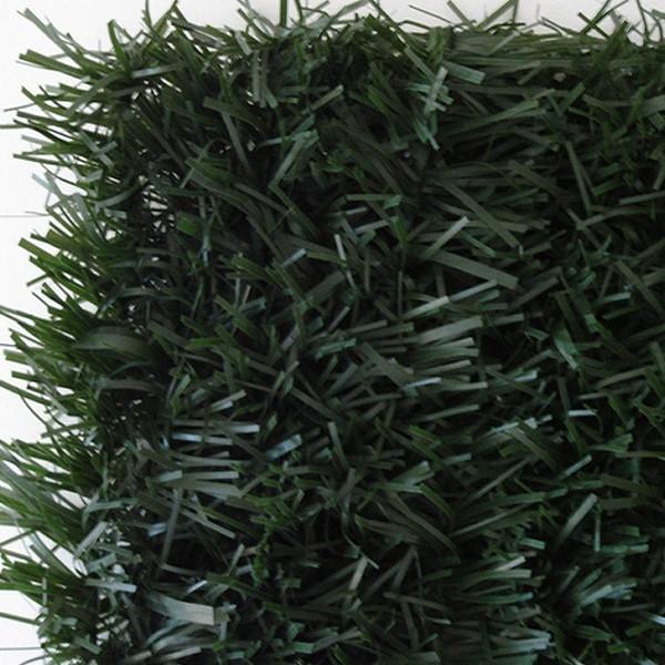 Haie synthetique 126 Brins vert foncé, Variante: Ht.2.0 x Lg.3 m