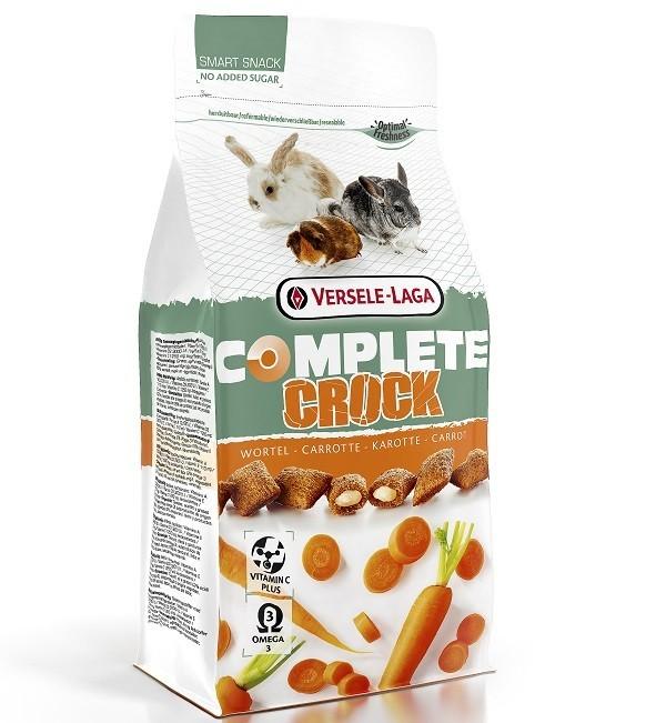 Crock Complete 50g Versele Laga, Variante: Carrotte