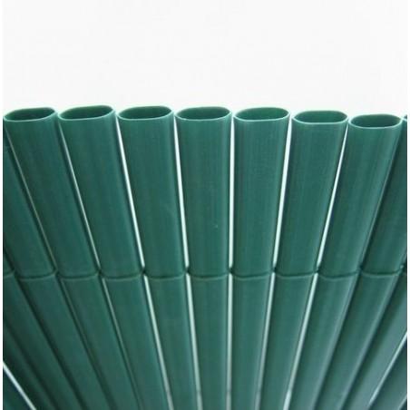 Canisse PVC Double Face vert 1
