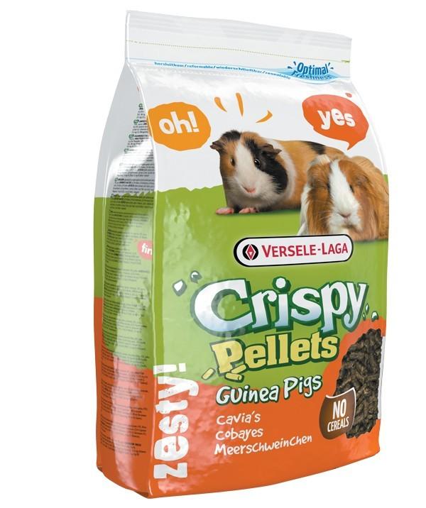 Crispy Pellets Cobayes 2Kg Versele Laga