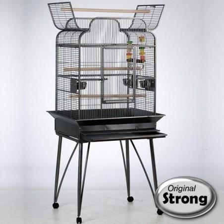 Cage métal petites perruches Andrea