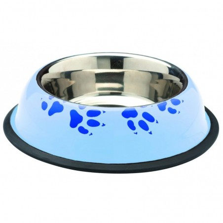 Gamelle pour chien inox Ribambelle