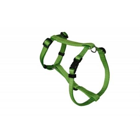 Harnais pour chien nylon uni réglable Rex