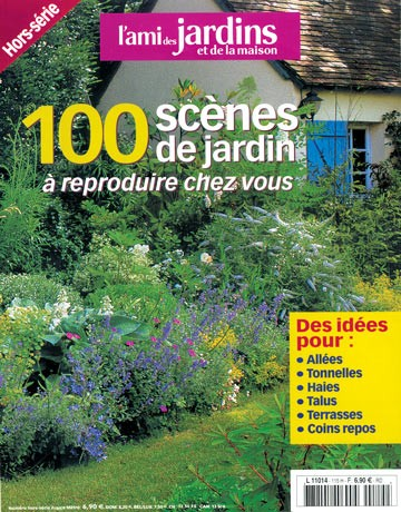 100 Scènes de jardin