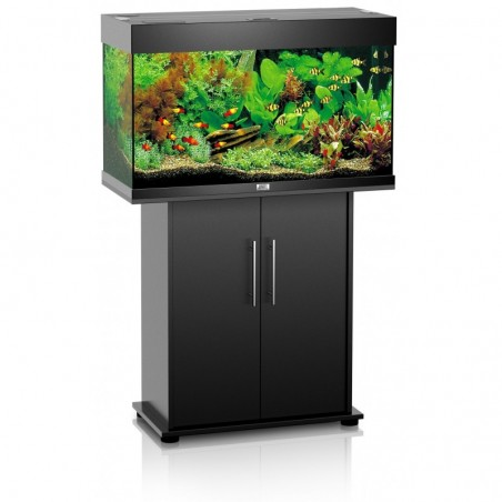 Aquarium Juwel Rio 125 noir + meuble