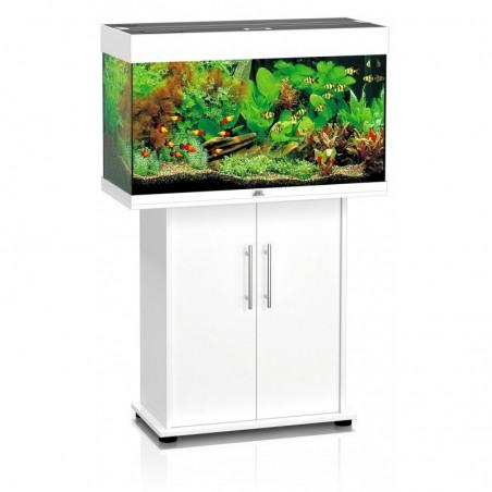 Aquarium Juwel Rio 125 blanc + meuble