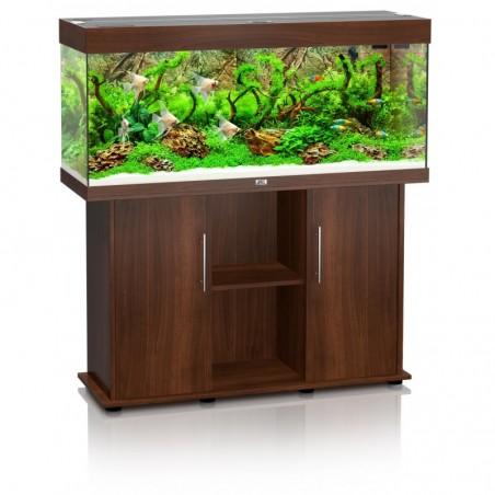 Aquarium Juwel Rio 240 brun + meuble