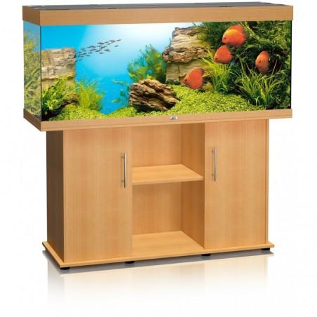 Aquarium Juwel Rio 400 hêtre + meuble