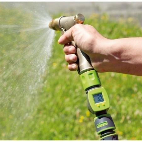 Raccord rapide à compteur d'eau