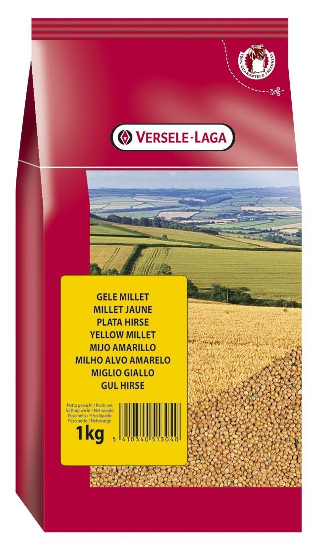 Millet Jaune 1Kg: Graines pour oiseaux