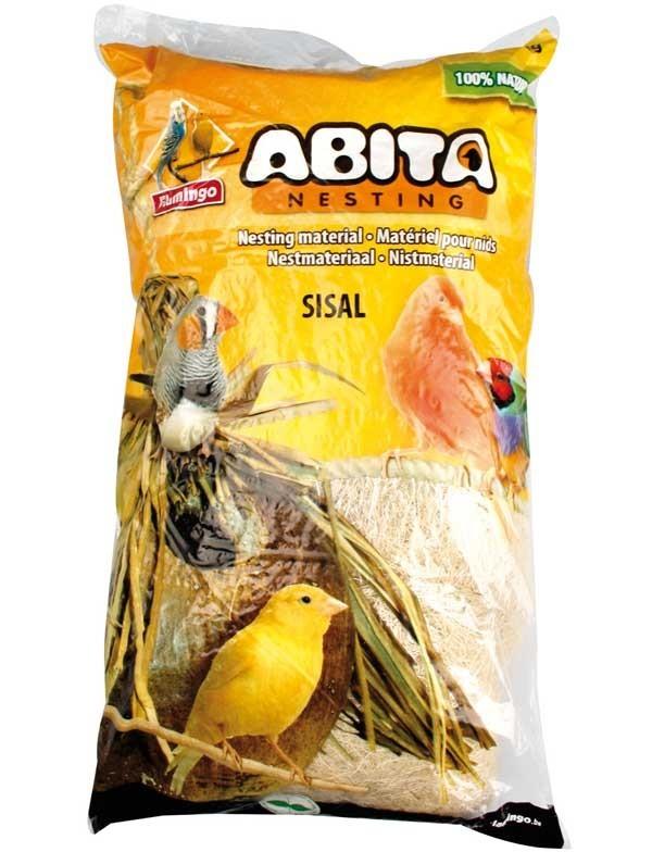 Matière pour nids en Sisal naturel 50 g