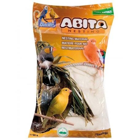 Matière pour nids : coton 50 g