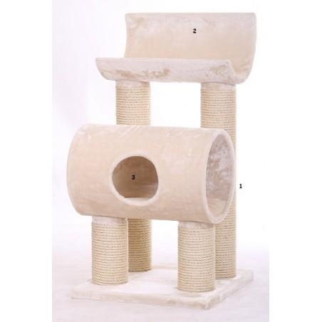 Arbre à chat Maine Coon XL Tivoli Beige