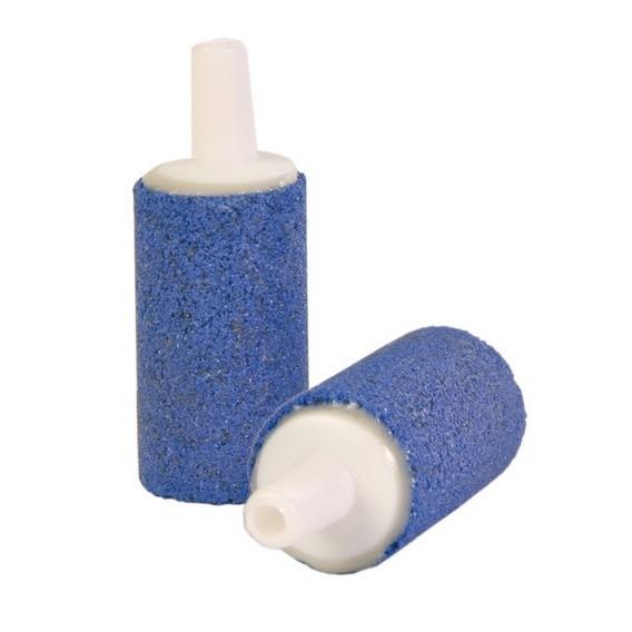 Set de diffuseurs d'air bleu ø 25mm