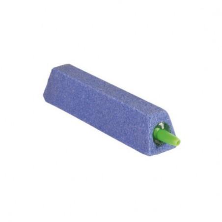Diffuseur d'air bleu en barre 100 mm