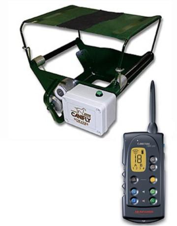 Canifly Boîte d'envol + Télécommande 1500Pro