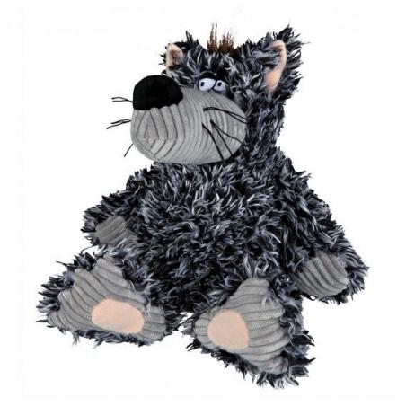 Jouet chien: Loup peluche 20cm