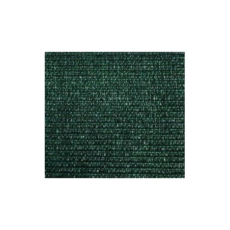 Toile Hdpe Vert brise vue cloture