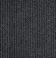Toile Hdpe Gris brise vue cloture, Variante: Ht.2.00 x Lg.25 m