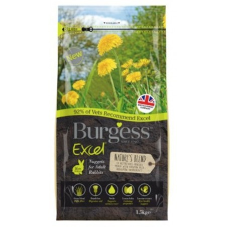 Excel Nature Blend Bunny 1