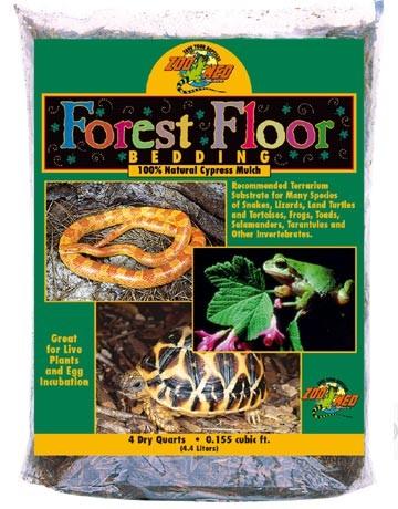 Substrat terrarium Forest Floor 4.4L