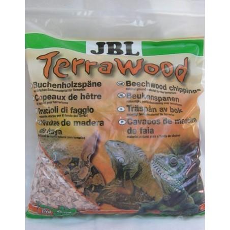 Sol pour terrariums TerraWood