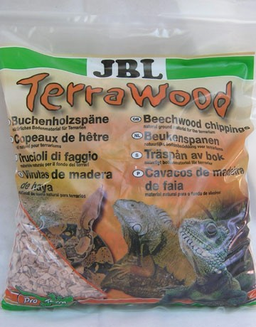 Sol pour terrariums TerraWood 5 litres JBL