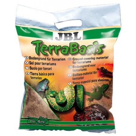 Sol pour terrariums TerraBasis