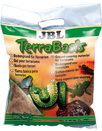 Sol pour terrariums TerraBasis JBL, contenance: sac 20 l
