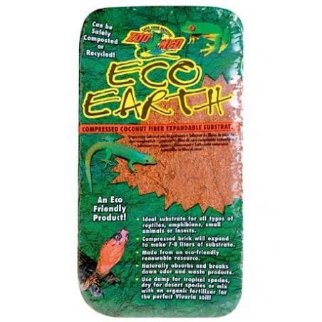 Substrat pour terrarium Eco Earth