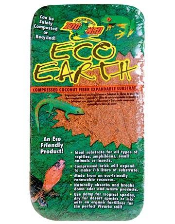 Substrat terrarium Eco Earth Zoo Med