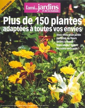 Plus de 150 plantes à découvrir