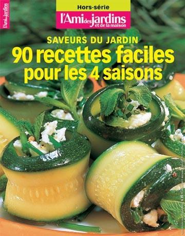 90 Recettes faciles pour les 4 saisons