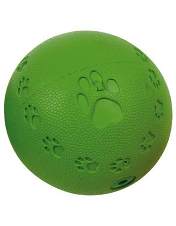 Balle sonore pour chien, Taille: 6 cm