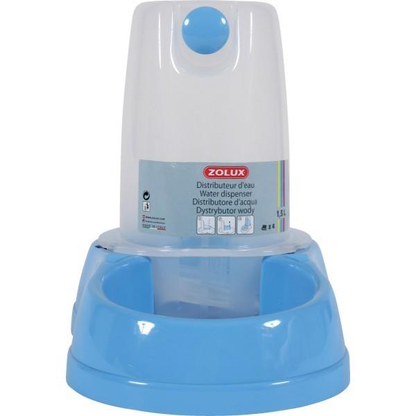 Distributeur d'eau chat et chien, Variante: Rose 1.5L