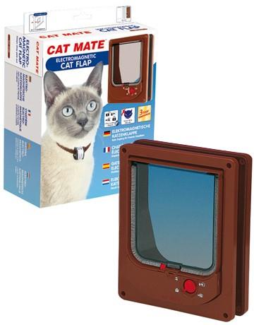 Chatiere électronique Cat Mate, Couleur: Blanche