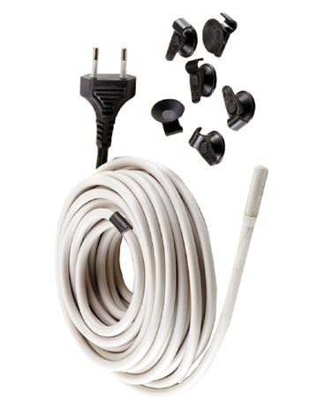 Câble chauffant d'aquarium Hydor, Variante: 25W : 40 - 65 L