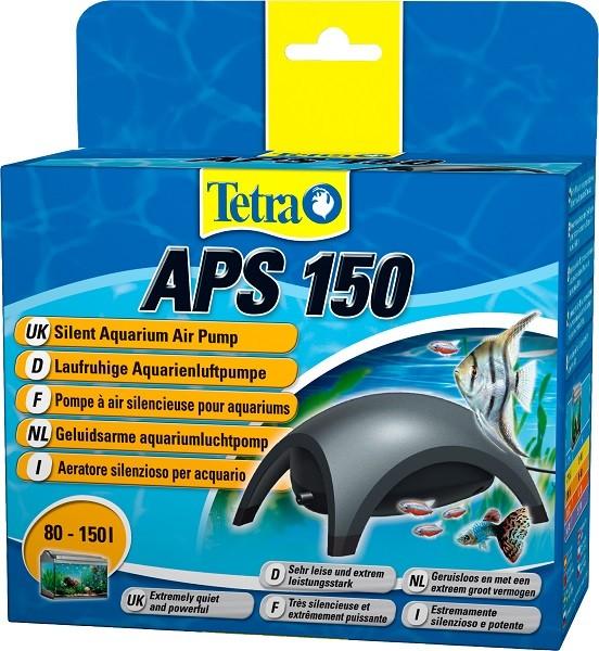 Pompe à air Tetra APS Aquarium, Variante: 150 L/h - 80 à 150 L