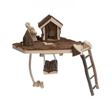 Maison à suspendre pour hamster