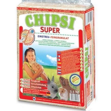 Litière en granulats fins Chipsi Super