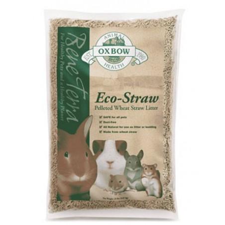 Litière Eco-Straw Oxbow