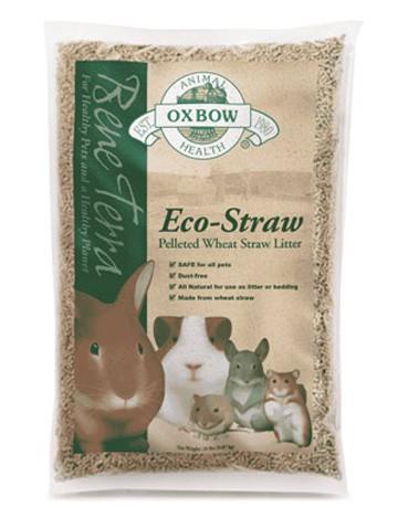 Litière Eco-Straw Oxbow 3.6 Kg