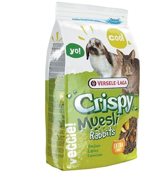 Cuni Crispy Lapin Versele Laga, P.Sac: 2.75 Kg