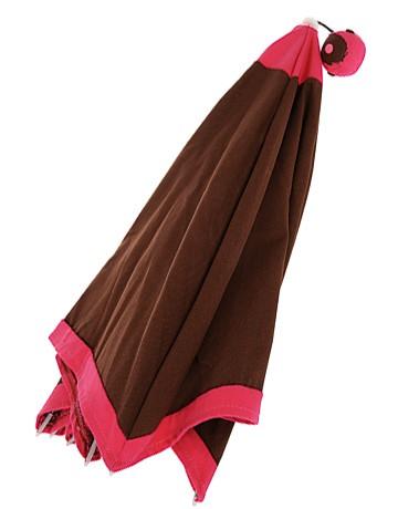 Cachette pour chat Magic Tent, Couleur: fuschia et chocolat