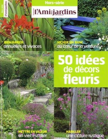 50 Idées de Décors fleuris