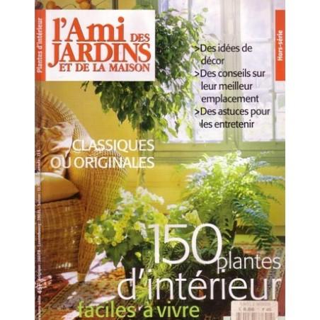 150 Plantes d'intérieur