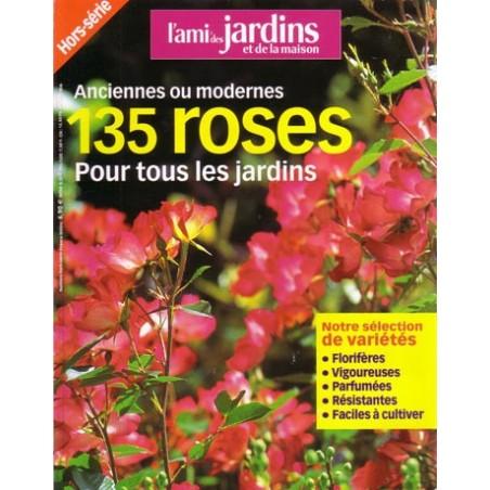 135 Roses pour tous les jardins