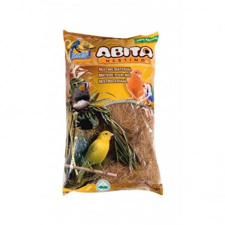 Matière pour nids en fibres de coco