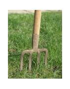 Outils à manche travail du sol