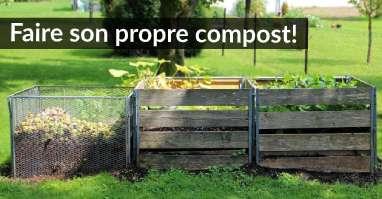 Composteurs disponibles